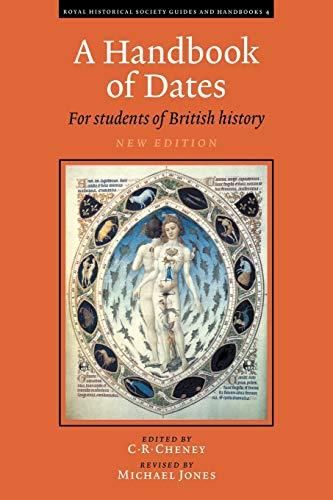 Handbook of Dates 2ed (Royal Histor…