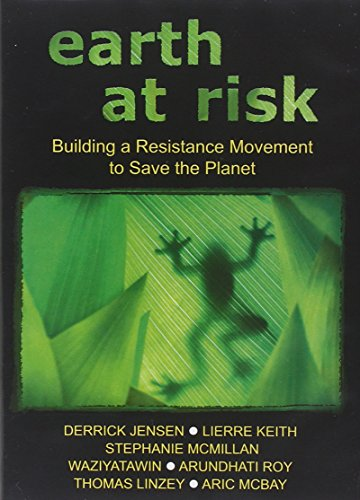 Price comparison product image Earth At Risk: Building A Resistance Movement To Save The Planet