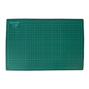 Silverline 456147 Plancha de corte, Verde