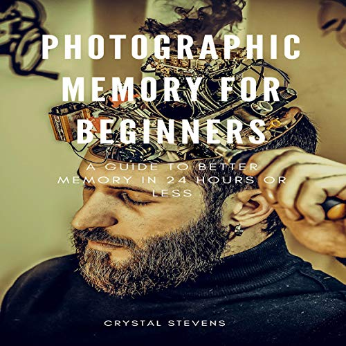 『Photographic Memory for Beginners』のカバーアート