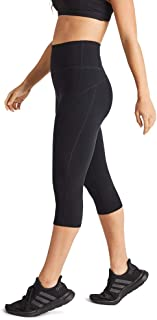 Rockwear Activewear Women's 3/4 Luxesoft Ultra Hr Tight from Size 4-18 for 3/4 Length Ultra High Bottoms Leggings + Yoga P...