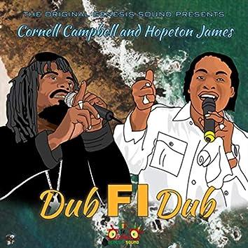 The Original Genesis Sound Presents: Dub Fi Dub