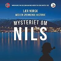 Mysteriet om Nils. Lær norsk med en spennende historie. Norskkurs for deg som kan noe norsk fra før (nivå B1-B2).