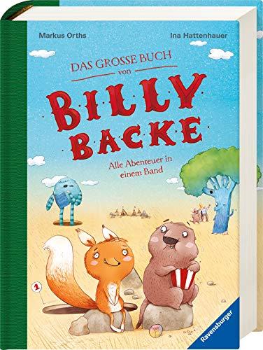 Das große Buch von Billy Backe: Alle Abenteuer in einem Band