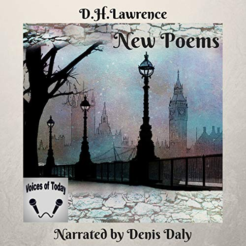 New Poems audiobook cover art
