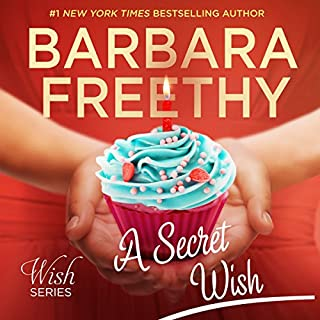 A Secret Wish audiobook cover art