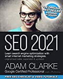 SEO 2021: Learn search engine optimization with smart internet marketing strategies (English Edition)