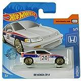 Hot-Wheels Honda 88 CR-X Honda 5-5 2020