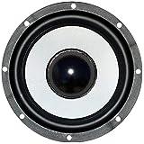 1 MASTER AUDIO MA20BT/4 woofer Profesional 20,00 cm 200 mm 8' 150 vatios rms 300 vatios máx 4 ohmios sensibilidad 92 db suspensión de Goma Coche, 1 Pieza