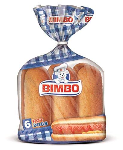 Bimbo Panecillo para Hotdogs - 330 g