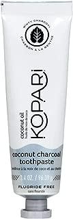 Kopari Coconut Charcoal Toothpaste - 3.4 Oz