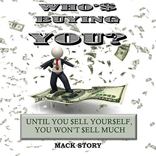 Who's Buying You? audiobook cover art