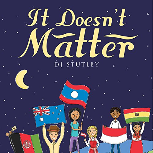 It Doesn't Matter audiobook cover art