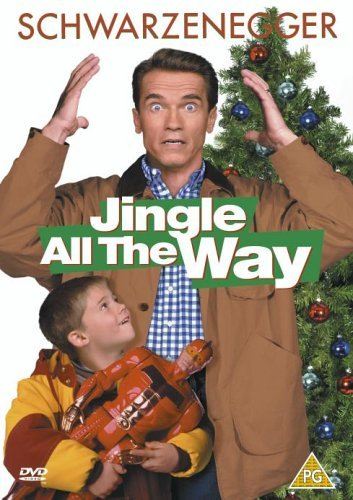 Jingle All the Way [Reino Unido] [DVD]