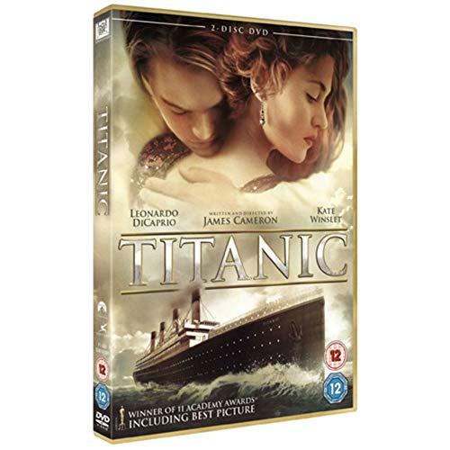 Titanic 1997 [Dvd]