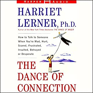 The Dance of Connection                   Auteur(s):                                                                                                                                 Harriet Lerner                               Narrateur(s):                                                                                                                                 Harriet Lerner                      Durée: 4 h et 38 min     9 évaluations     Au global 4,6