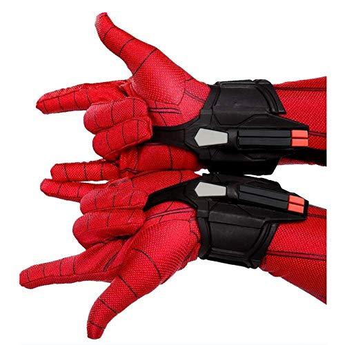 Spider Web Shooters Cosplay Superhero Launcher Spider-Man Cosplay Launcher Bracers