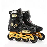 Adult Fitness Inline Skating, Performance Inline Skates, Beginners For All Skating Styles / Inline Skates For Freeride, Freestyle, Leisure And Basic Slalom, B, 42