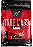 BSN TRUE-MASS Weight Gainer, Muscle Mass Gainer Protein...