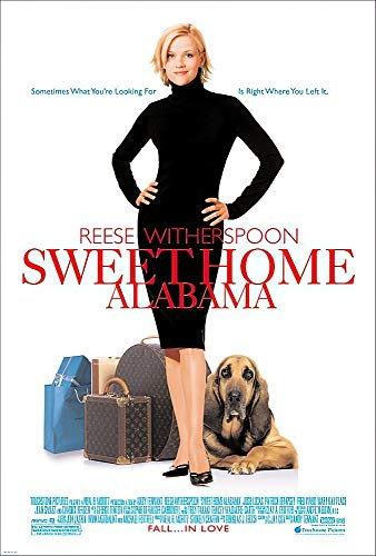 """POSTER STOP ONLINE Sweet Home Alabama - Movie Poster (Regular Style) (Size 27"""" x 40')"""