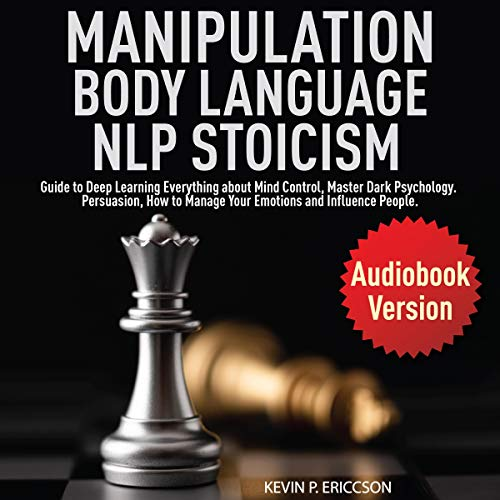 Manipulation, Body Language, NLP Stoicism cover art