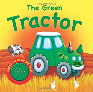 The Green Tractor (Vehicle Sounds)