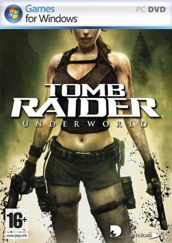 PC Tomb Raider Underworld.