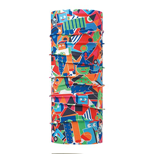 Buff Kinder UV Protection Baby Multifunktionstuch, Block Multi, One Size