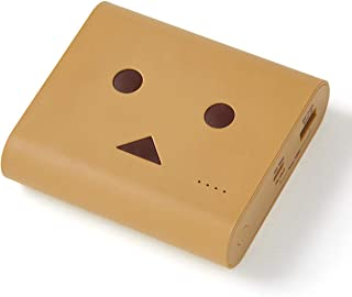 cheero Power Plus Danboard Version 13400mAh PD18W 大容量 モバイルバッテリー (パワーデリバリー対応) 2ポート出力 Type-A Type-C 対応機種へ超高速充電 iPhone, Android AUTO-IC搭載 PSEマーク付 Power Delivery 3.0 対応 AtoCケーブル・CtoCケーブル付 CHE-097 (Light Brown)
