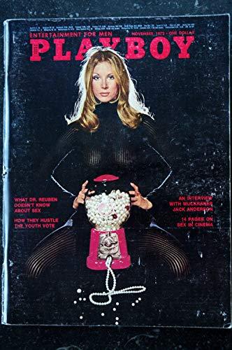 PLAYBOY Us 1972 11 VARGAS SEX IN CINEMA VADIM'S WELLES LENNA SJÖÖBLOM SODERBERG EROTIC Pamela Rawlings Jack Anderson
