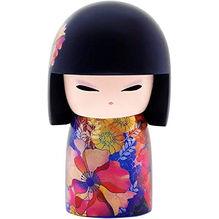 Enlightenment Version Anglaise Kimmidoll Porte cl/é Kokeshi 5cm Akiko