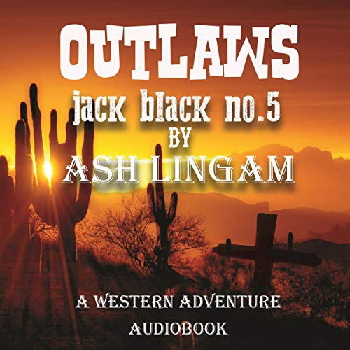 Outlaws: A Western Adventure audiobook cover art