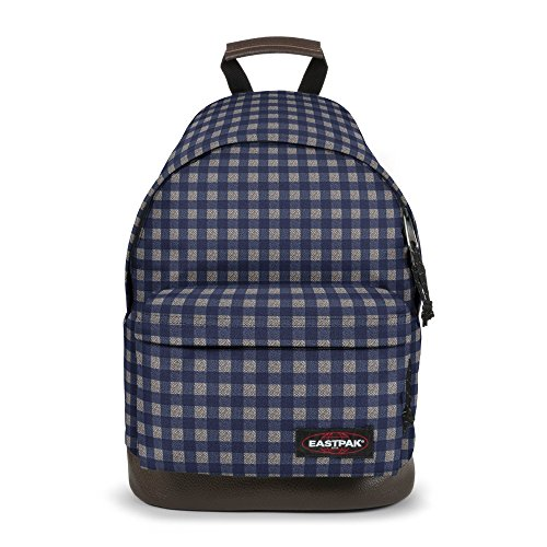 Eastpak Wyoming Zaino, 24 Litri, Blu (Checksange Blue), 40 cm
