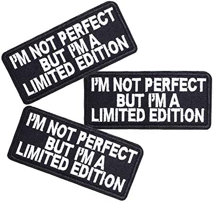 I am not perfect but i am limited edition jacket