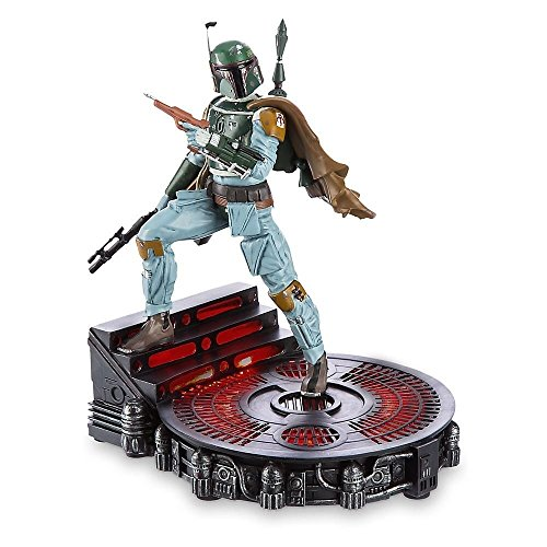 "Star Wars May the 4th Exclusive 8.5"" Boba Fett Light-Up Statue image"