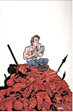 Big Trouble in Little China Comic Issue 9 Limited Cover Edition