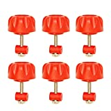 Odyssea CFS Canister Filter Locking Nuts 6 Pack