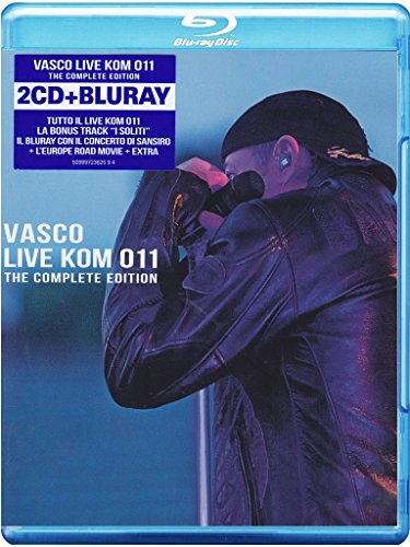 Live Kom 2011:The complete edition (Blu Ray + 2CD)
