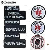 感情的なサポート動物療法ペット犬用ハーネスESAペット犬用ハーネスパッチ工場OEM