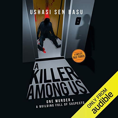 A Killer Among Us cover art