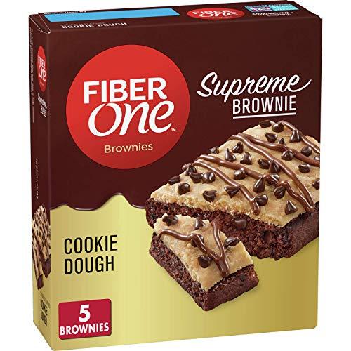 Fiber One Supreme Brownies, Cook...