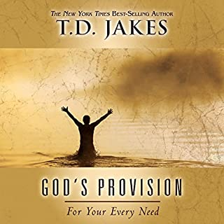 God's Provision for Your Every Need cover art