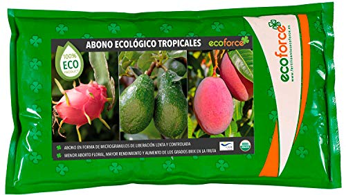 CULTIVERS ECO10F00152 Abono - Fertilizante ecológico de 1,5 kg para Plantas y...