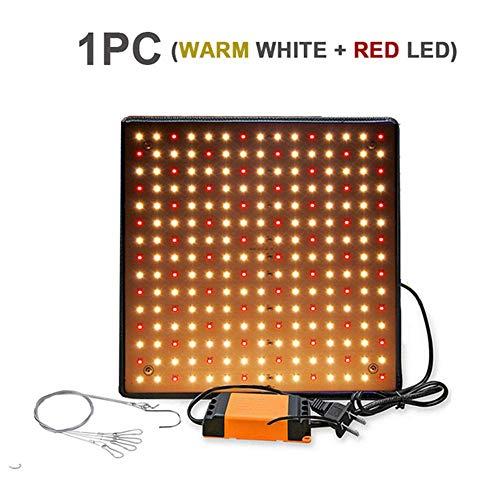 Pflanzenlampe LED wachsen Licht, 3500K wachsen Zelt Lampe, 1000W LED Panel Lampe, for Indoor Anbau von Blumen Kräuter