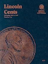 Lincoln Cents Folder #1, 1909-1940 PDF