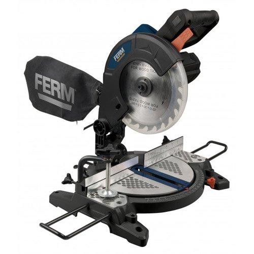Ferm radiale snijder 1300 W - snelheid 4500 Rpm - lemmet 210 mm