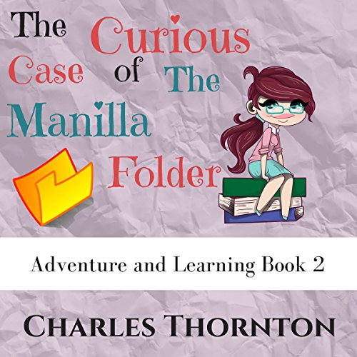 The Curious Case of the Manila Folder audiobook cover art