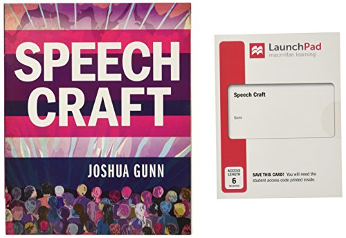 Download Speech Craft + Launchpad, 6-month Access 1319148999