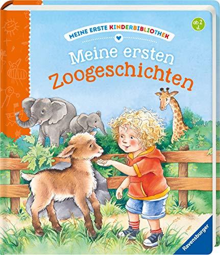 Meine ersten Zoogeschichten (Meine erste Kinderbibliothek)