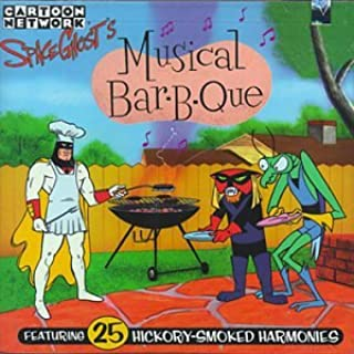 Space Ghost's Musical Bar-B-Que: Featuring 25 Hickory-Smoked Harmonies Television Soundtrack